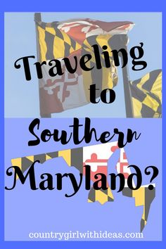 "Traveling to Southern Maryland Traveling to Southern Maryland anytime in the future? The charm of the Chesapeake Bay includes the counties of Calvert, Charles, and St. Mary's. It is a slang for the ""western shore"" of the Chesapeake Bay, ""Where the Time and Tide Meat."" Southern Maryland is shaped by the Chesapeake Bay and its … Continue reading ""Traveling to Southern Maryland"""