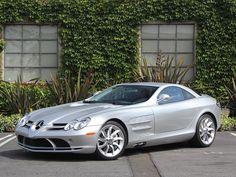 Mclaren Mercedes, Mercedes Benz 300, Slr Mclaren, Commercial Van, Pretty Cars, Ferrari F40, Santa Monica, Sport Cars, A Boutique