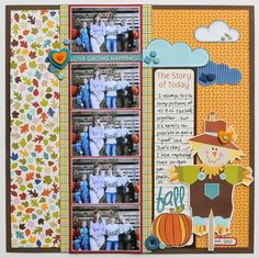 lisa bearnson scrapbook pages - Google Search