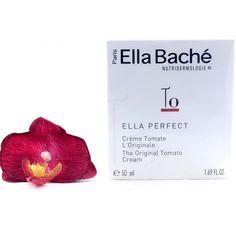 Ella Bache Ella Perfect Creme Tomate L'Originale - The Original Tomato Cream 50ml - Radiance facial cream revives the skin with Multivitamins and brightens the complexion. #EllaBache #Facecare #skincare #moisturizer #beauty