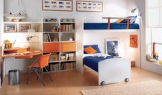 Contemporary Children's Bedrooms from GAB » CONTEMPORIST
