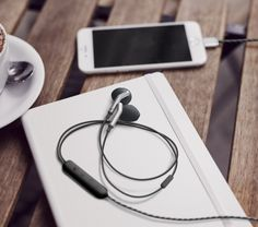 Libratone's Q Adapt headphones get ready for the future of the iPhone. The…