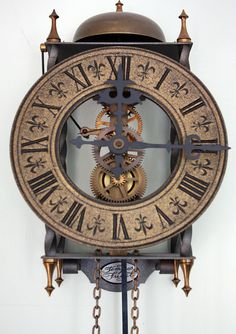 Antique steampunk clock 3 by leafsstock Clocks, guns, jewelry are one of the most popular steampunk-ed objects. Steampunk is mostly associated with Steampunk Clock, Steampunk Gadgets, Steampunk Crafts, Old Clocks, Antique Clocks, Vintage Clocks, Marie Von Ebner Eschenbach, Tick Tock Clock, Neo Victorian