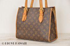 Louis Vuitton Monogram Popincourt Haut Tote Bag M40007