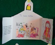Το κρυφό σχολειό Cover, Books, Libros, Book, Book Illustrations, Libri