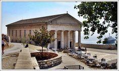 GREECE CHANNEL   postcard from Corfu - Corfu, Kerkyra