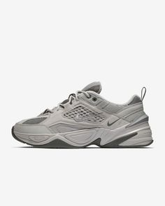 wholesale dealer fecb2 e3e9e NIKE M2K TEKNO BV0074-001 ATMOSPHERE GREY DARK GREY GUNSMOKE  fashion   clothing  shoes  accessories  mensshoes  athleticshoes (ebay link)
