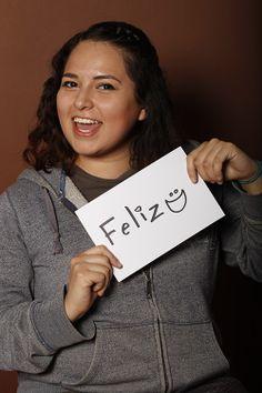 Happy, Laura Ibarra, Estudiante, Monterrey, México