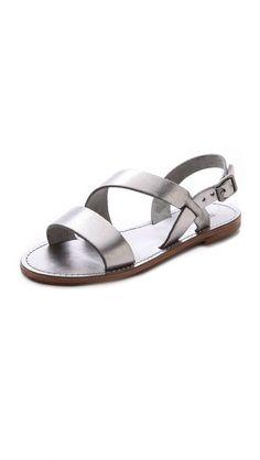 reiss sandal / madewell