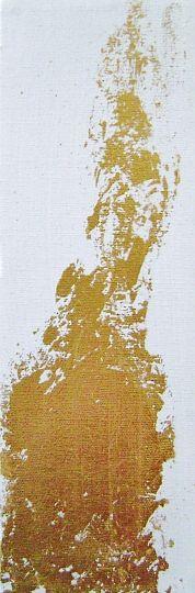 Gold leaf.