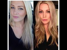Color trends ( blond/ brown/ black) on Pinterest