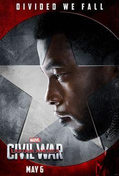 T'Challa ( Black Panther) Chadwick Boseman