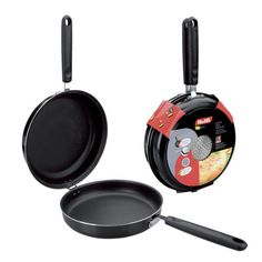 This aluminium pan is perfect for Spanish Potato Tortilla. thick base, and non stick with removable bakelite handles. Paella, Omelettes, Tortilla Pan, Spanish Potatoes, Omelette Pan, How To Make Omelette, Spanish Omelette, Aluminum Pans, Induction