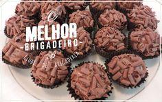 Receita do Melhor Brigadeiro Gourmet Tradicional | Clube de Brigaderia.c...