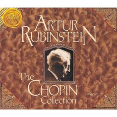 Arthur Rubinstein - The Chopin Collection (CD)