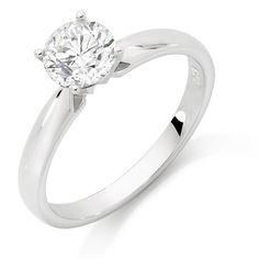 1 CARAT DIAMOND SOLITAIRE RING | Michael Hill $6,500