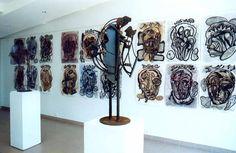 Michel BATLLE, Artiste contemporain français, catalan, Arts contemporains français et catalan. Galerie Sculpture - Page 2.