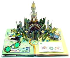 Amazing Pop-up Books for Kids and Grown Ups