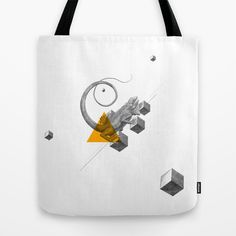 Archetypes Series: Elusiveness Tote Bag