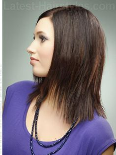 18 Chic Medium Hairstyles to Look For This Summer | Latest-Hairstyles.com
