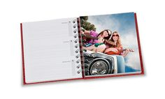 A personalized planner. This one looks OK, but maybe there are better ones.