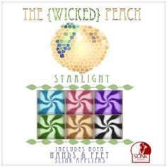Wicked Peach Advert Starlight | Flickr - Photo Sharing!