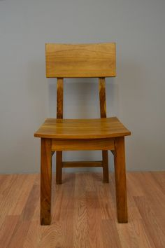 Square Cut Dining Chair from Solid Teak Wood