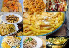 Primi piatti autunnali ricette facili, veloci, menu di carne, pesce, ricette sfiziose, economiche, zucca, funghi, idee anche per bambini, per ospiti all'improvviso