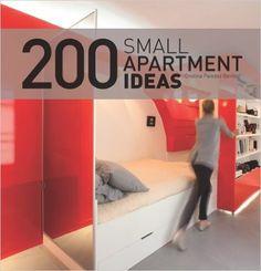 200 Small Apartment Ideas [Hardcover] [2012] (Author) Cristina Benitez: Amazon.com: Books