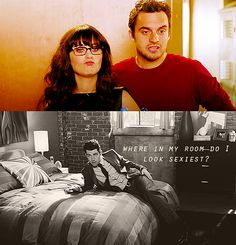 New Girl: Schmidt, where do I look the ...