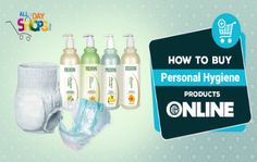 How to Buy Personal Hygiene Products Online