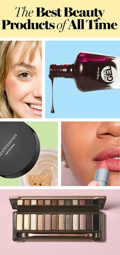 These are the beauty products we can't live without!