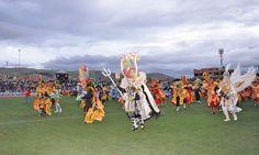 Huy Carajo: Fiesta de la Candelaria es declarada Patrimonio Cu...