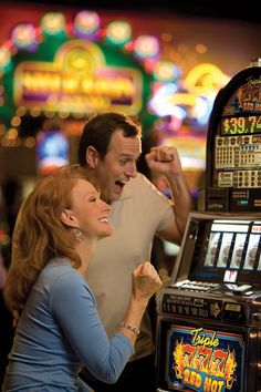 play the slots at one of our 9 casinos!