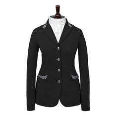 Animo Liv Competition Coat | Dover Saddlery