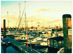 Lister Hafen / Sylt