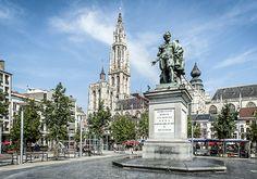 Antwerpen de vijf tips van... - Nomad & Villager