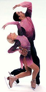Aliona Savchenko / Robin Szolkowy, Skate Canada 2007  -Pink Figure Skating / Ice Skating dress inspiration for Sk8 Gr8 Designs.