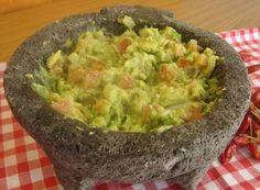 Denny Chef Blog: Guacamole en molcajete