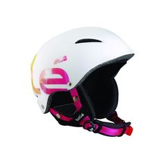 Bolle B-Style Helmet - Soft White and Pink