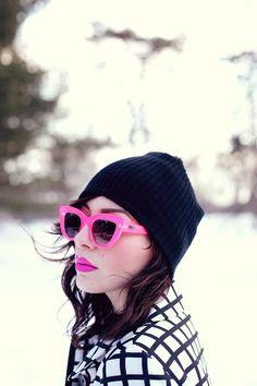 keiko lynn - MAC Candy Yum Yum lipstick