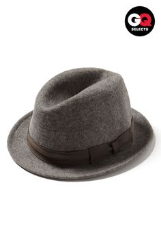 Steven Alan Crushable Wool Fedora #Nordstrom #GQSelects