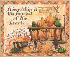 Lang | October 2014 Wallpaper Covers | Abundant Friendship