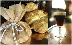 How to Make Irish Coffee (and Soda Bread to Soak it Up) for St. Lobster Salad, Irish Coffee, Soda Bread, Hot Pot, Coffee Drinks, Muffin, Menu, Yummy Food, That's Entertainment