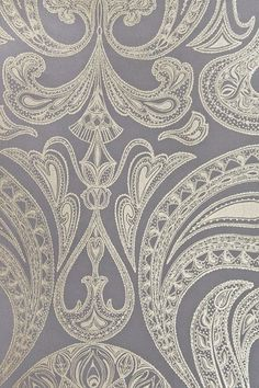 Malabar Wallpaper - Wallpaper Ideas & Designs - Living Room & Bedroom (houseandgarden.co.uk)