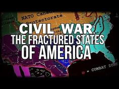 THE COMING CIVIL WAR WILL BIRTH THE 'FRACTURED STATES' OF AMERICA - STEWART RHODES - YouTube