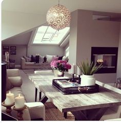 my dream attic conversion..take some racks to get it that way..hmmm thinking..