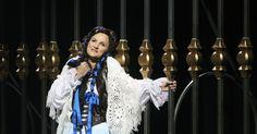 """Dorota Wójcik w roli Halki w operze """"Halka"""". Teatr Wielki w Łodzi Opera, Coat, Jackets, Dresses, Fashion, Down Jackets, Vestidos, Moda, Sewing Coat"""