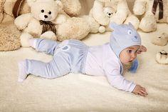Paraiso Moda Bebê - Coleção de Alto Verão 2013
