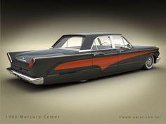 Mercury Comet Custom
